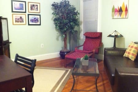 1 BR apartment /private entry - Watertown