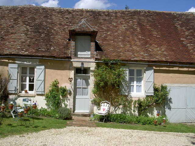 Gite Petite - Treigny - Ház