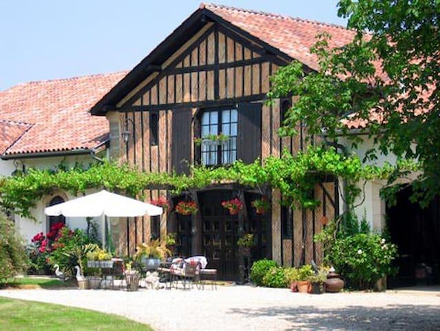 Le gîte du Château Bétan, ancien chai renové