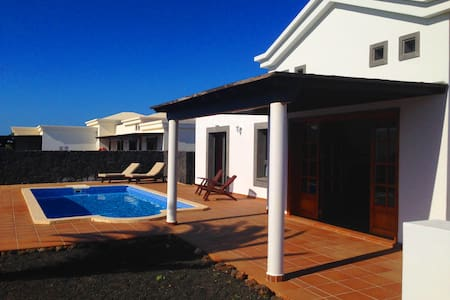 Villa Playa Blanca - Private pool - Playa Blanca - Villa