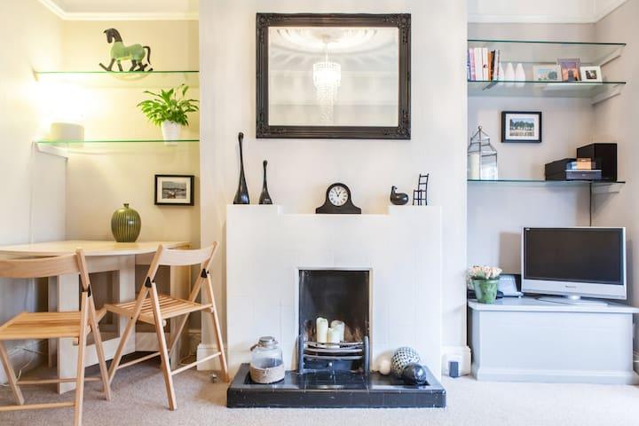 Lovely 1-2 bed apt. | Garden | Whitehall Rd - Norwich - 公寓