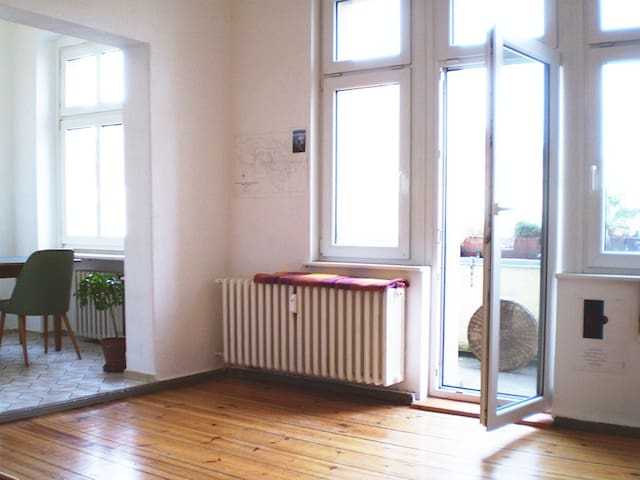 Welcome - Berlin - Apartment