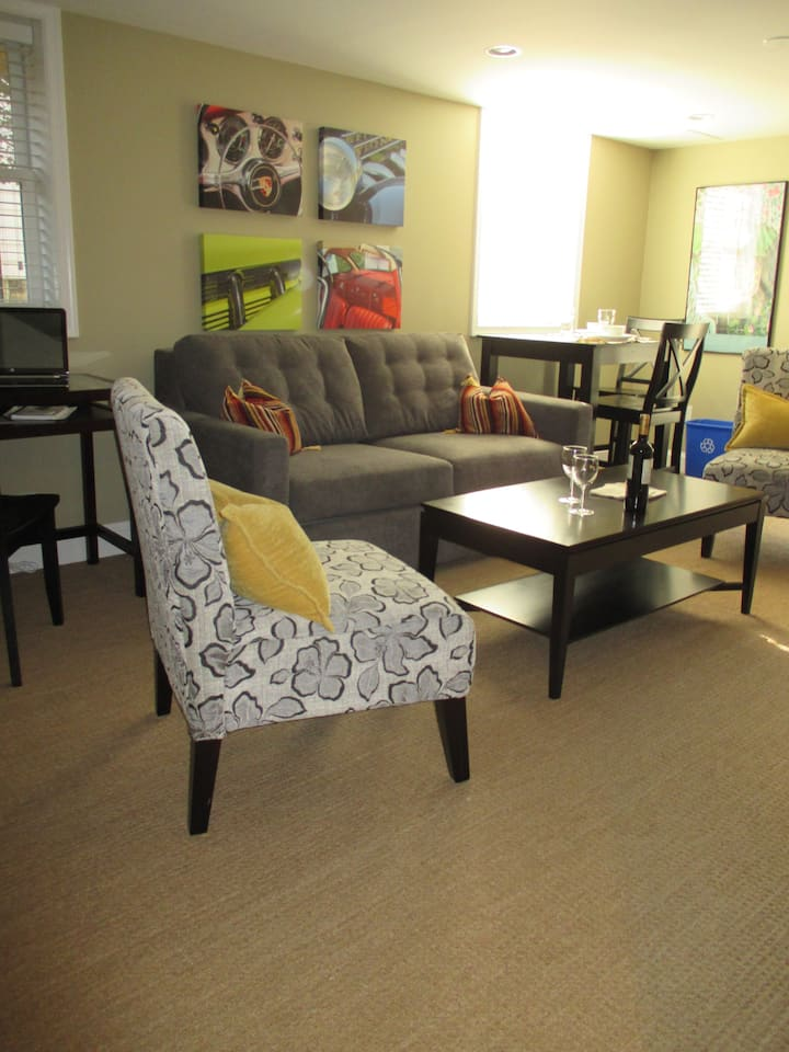 1 BR Corporate/Vacation Apartment