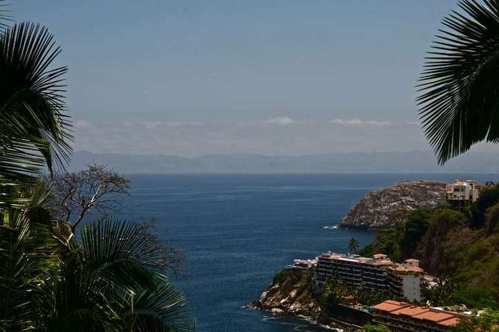 Mexico, Ocean View Villa Paradise - Mismaloya, Puerto Vallarta - Huis