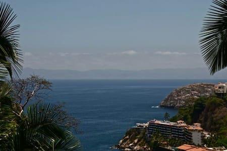Mexico, Ocean View Villa Paradise - Mismaloya, Puerto Vallarta - Maison