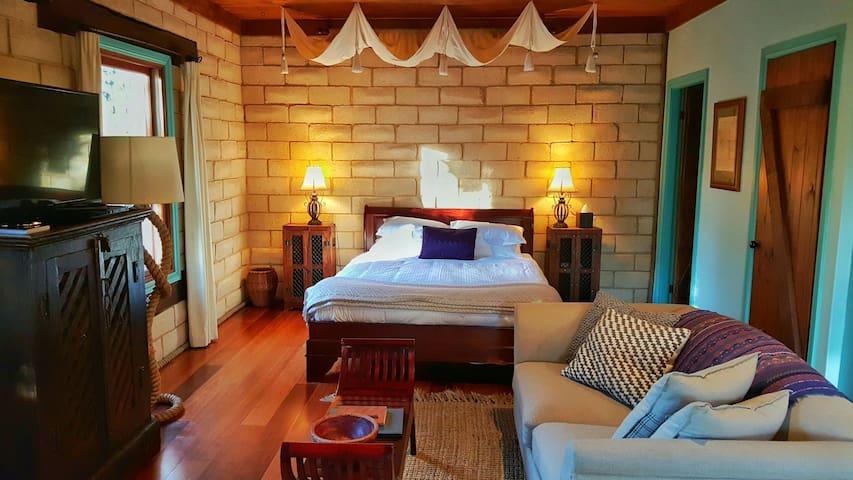 Secret Valley - Romantic Spa Cottage 3 - Sirius