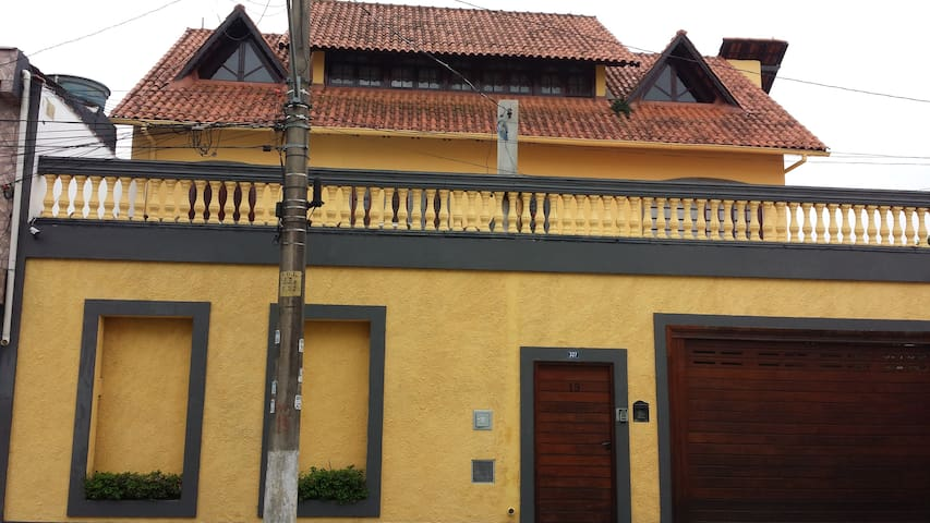 Hostel, aconchegante quarto duplo - Guarulhos - Bed & Breakfast