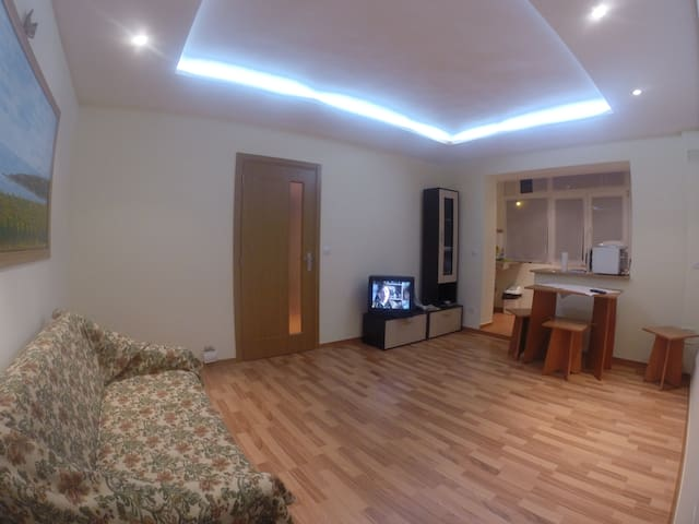 Close to bus, boat, park. Renovated - Tulcea - Huoneisto