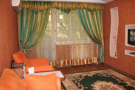 euroapartment with a sauna and jacu - Donetsk - Appartement