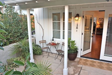Cozy Montecito Bungalow - Montecito - Casa