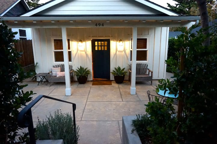 Montecito Bungalow - Montecito - Casa