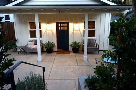 Montecito Bungalow - Montecito - Ház