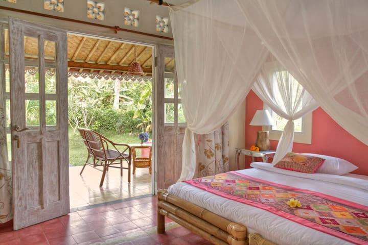 Laksmi room in B & B in Sidemen  - Sidemen - Bed & Breakfast