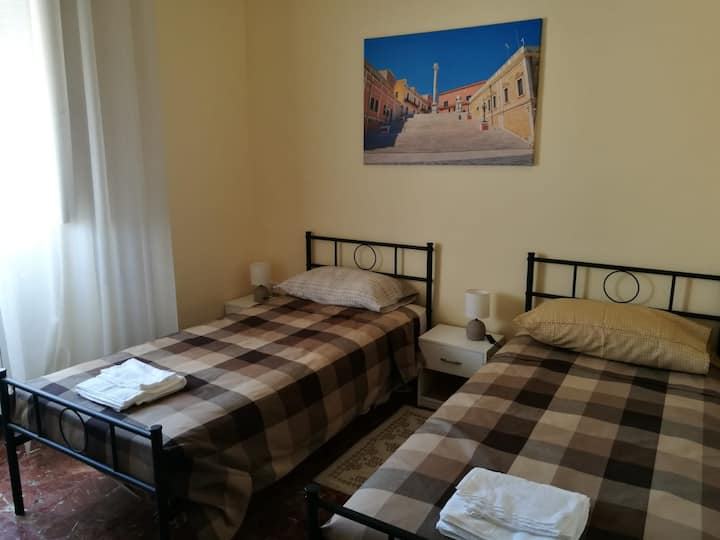 Dioniso B&B ~ center of Brindisi, room n° 21