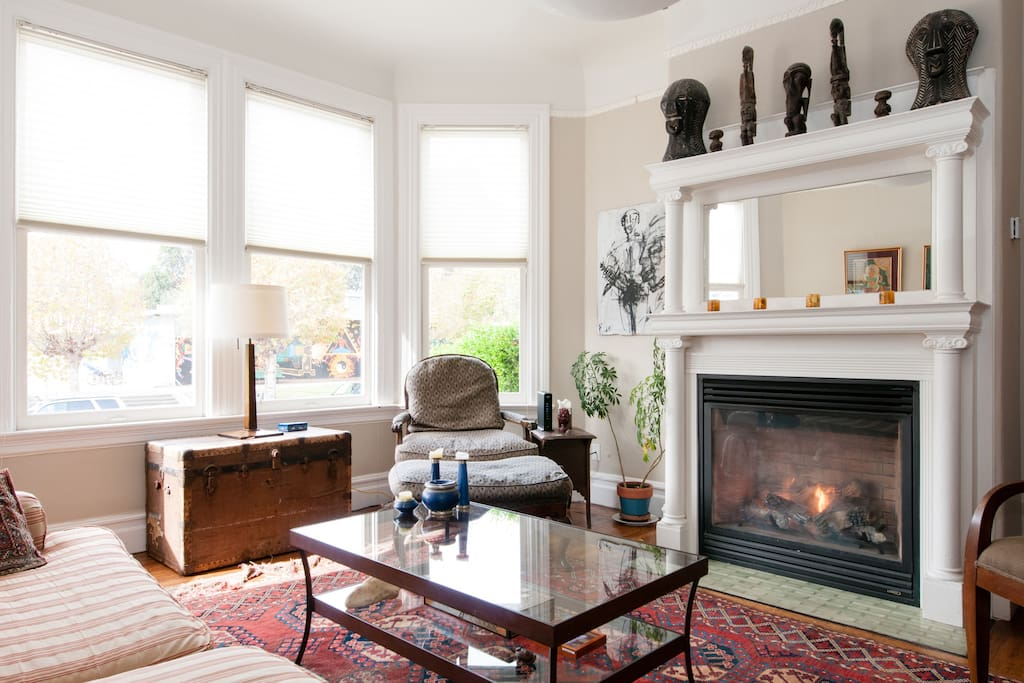 Cozy double in mission victorian appartements louer san francisco cali - Appartement a louer san francisco ...