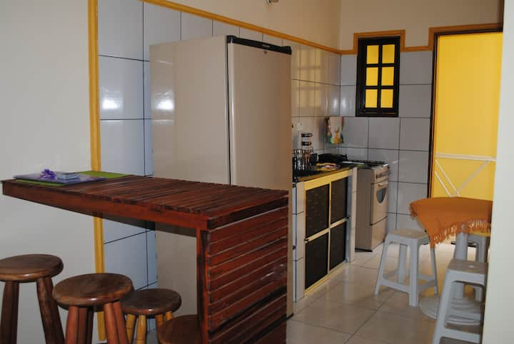 Casa Mobiliada Cond Fechado 900 mts Praia Cocanha