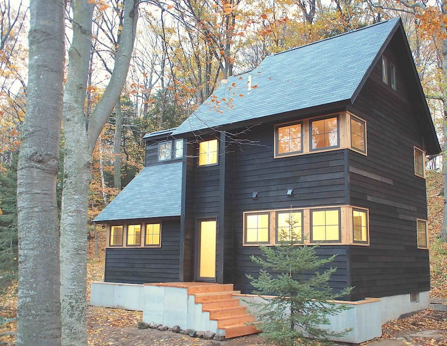 Wayfarer Treehouse - Houses for Rent in Lake Leelanau ... - photo#11
