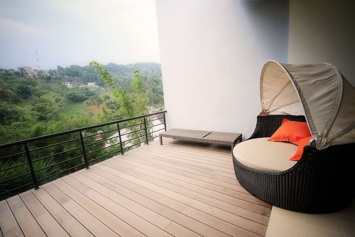 3BR+1   Villa Mawar Syariah - Bandung - Villa