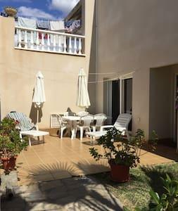 Apartamento naturista 100 mt playa - Vera