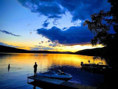 Vita' Bella en Pleasant Lake
