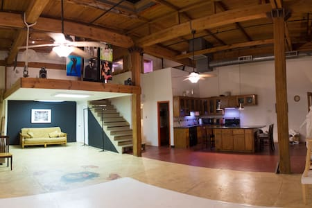 Downtown Loft/Photo Studio - Houston