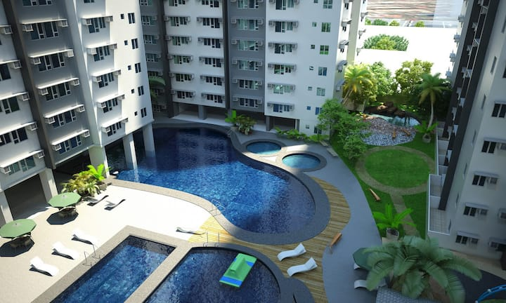 Condo For Rent At Avida Centera Mandaluyong