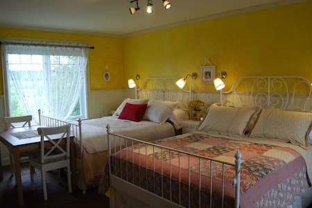 Gîte du Hu-Art (GALARNEAU room) - Quebec City - Bed & Breakfast