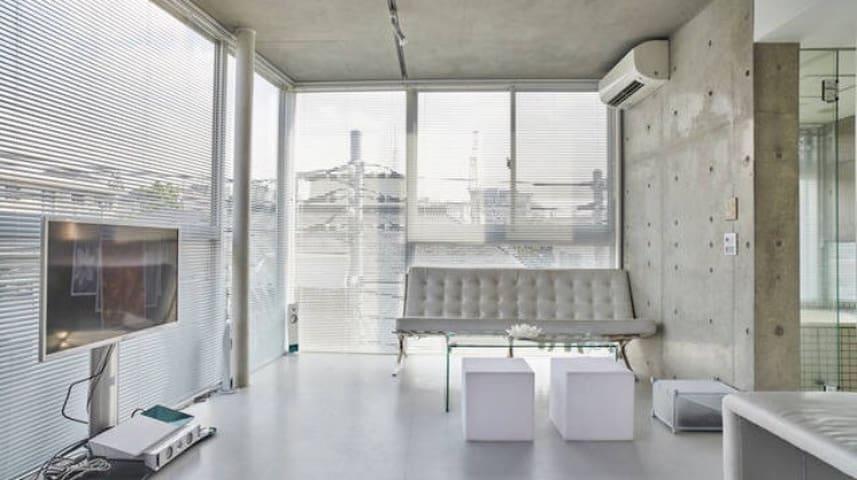 Designer Apartment/HARAJUKU/very beautiful