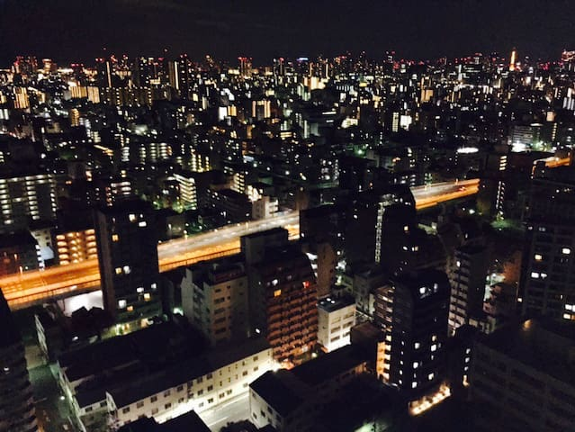 Skytree view 5min  to kinsicho sta - Sumida-ku - Daire