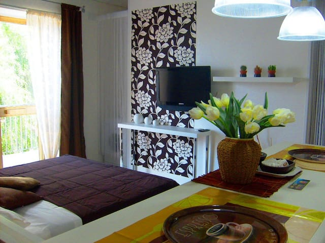 Monolocale Flowers - Bronte - Appartement