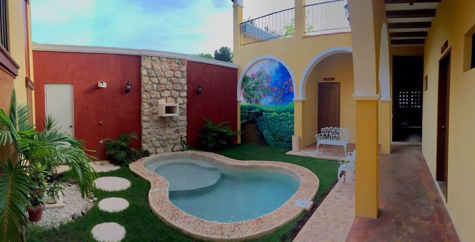 Casa Sisal Valladolid