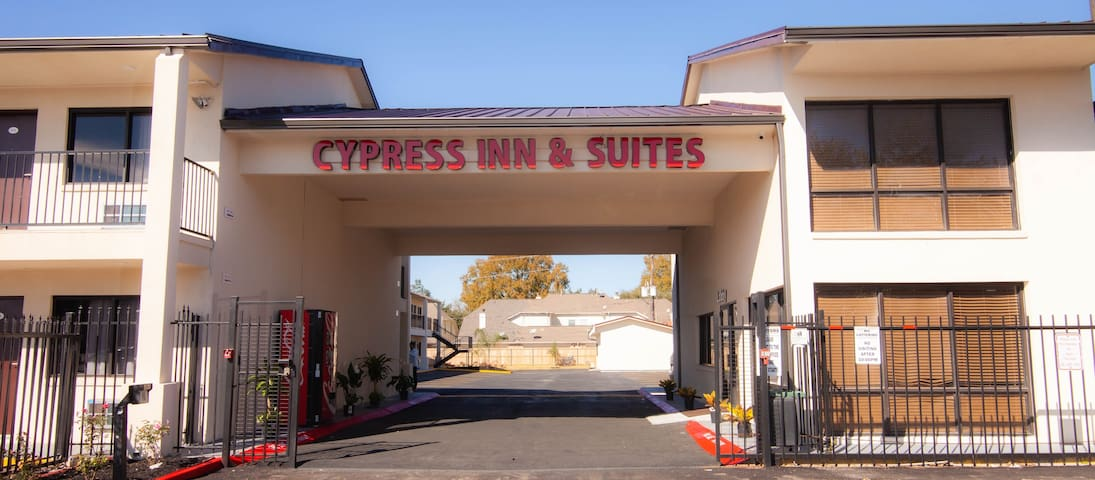 Feel comforts of  home - Cypress Inn & Suites