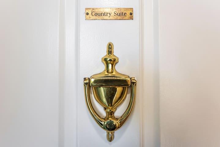 Country Suite - Bath Street Inn B & B