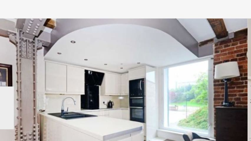 Luxury city centre loft apartment - Sheffield - Wohnung