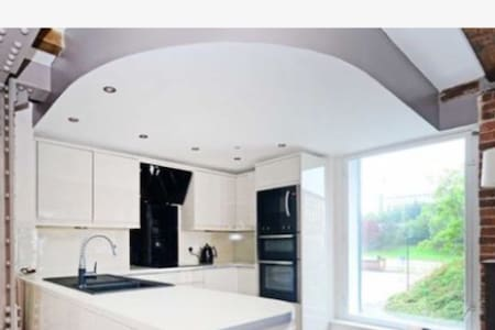 Luxury city centre loft apartment - Sheffield - Leilighet