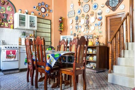 Casa Colonial Mayra y Enrique - La Habana