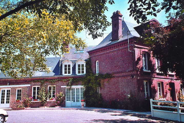 Le clos du quesnay  - Mauquenchy - Bed & Breakfast