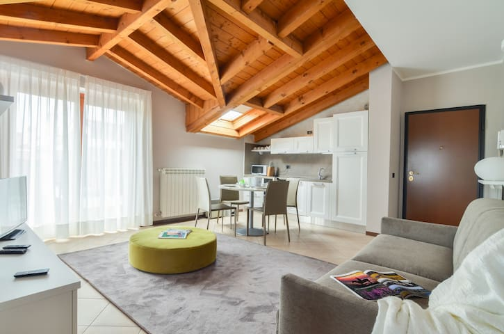 Pisolo - Functional 1bdr steps from Rho Fiera - Arese - Apartemen