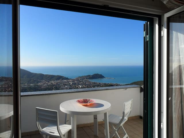 SPECIAL PRICE SUMMER LIVING IN PARADISE - Sestri Levante - Huoneisto