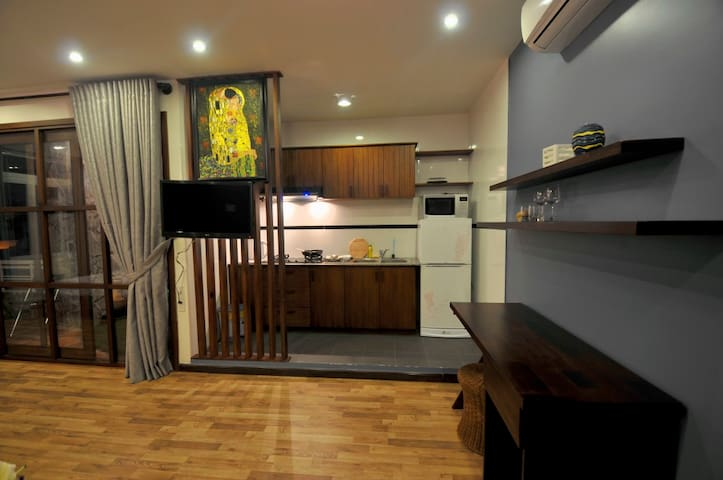 Super 1bedroom apartment near Beach - Nha Trang - Byt