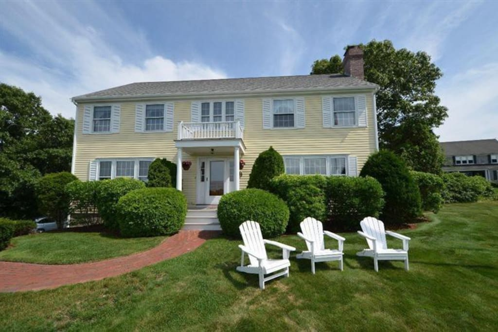 Spectacular home with amazing view of cape cod bay case for Affitto cabina cape cod