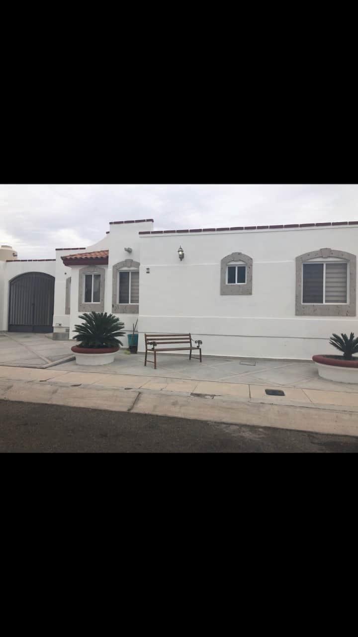 Casa en renta San Carlos villa serena