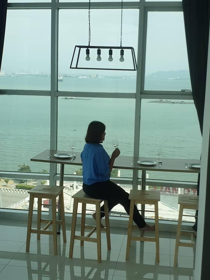 Haiya Sunrise Sea-view 海涯全海景民宿 [Sanitized]