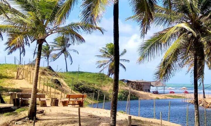 Suíte na beira da Praia de Santo Antônio (5 de 5)