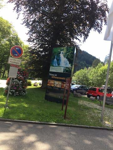 德国最大布谷鸟时钟产地!德国最高瀑布群风景区黑森林蛋糕产地城市 著名氧吧城市 环境优美空气质量优良