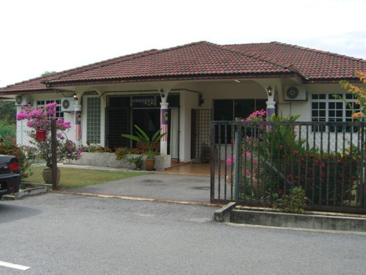 Vacation Home by the Beach Malaysia