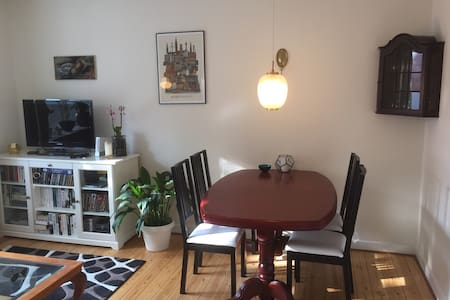 Cosy, quiet and clean apartment - Copenhague