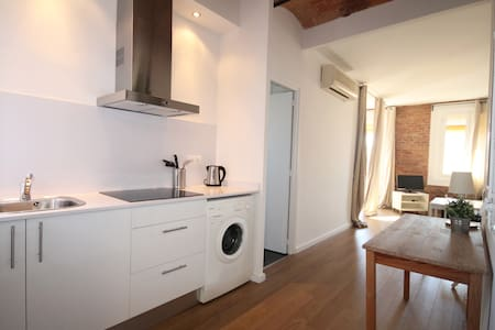 Ideal cozy apartment - People always come back - Barcelona