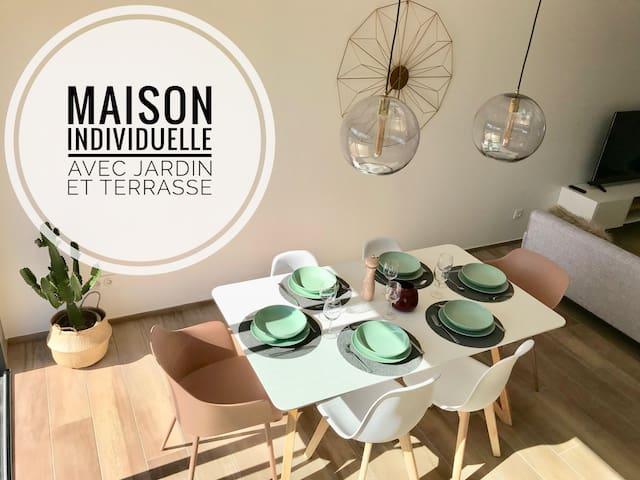Aux Peupliers de Pradian - Villa Aurora - Meublé de tourisme 4 étoiles