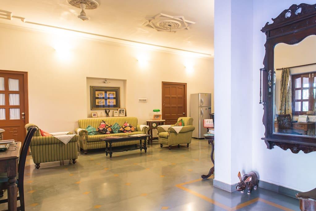 Riddhi Siddhi Bhawan, a HomeStay